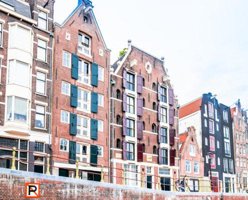 Amsterdamse voorgevel