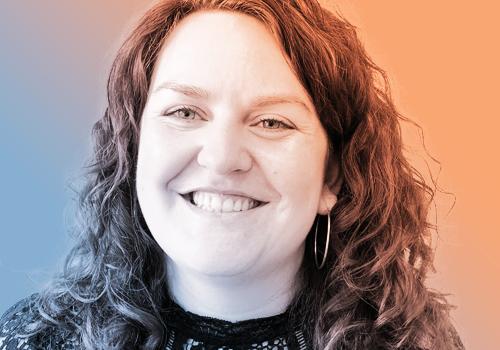 Melanie Linnekamp, financieel adviseur